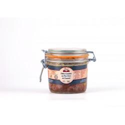Délice Landais au foie gras...