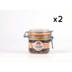 Lot de 2 - Foie gras de...