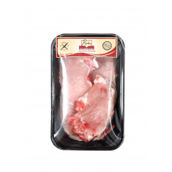 Cotes de porc (filet) x2