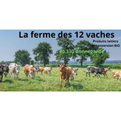 Fromage fermier au lait cru...