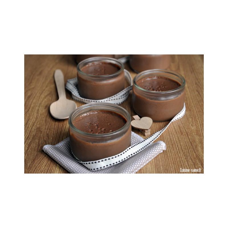 Crème dessert fermiere aromatisée chocolat X4 Pots