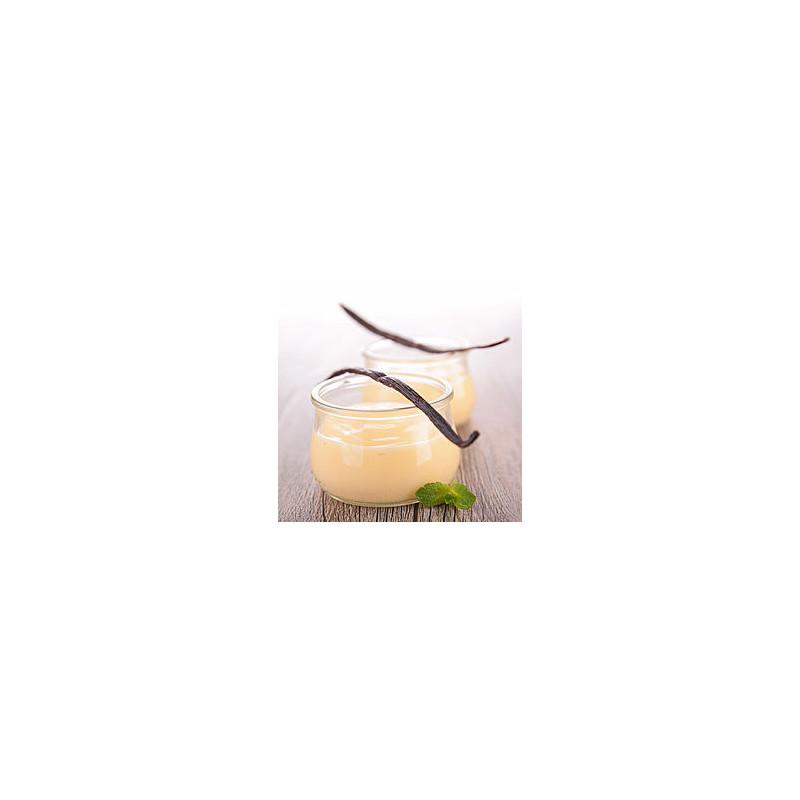 Crème dessert fermiere aromatisée vanille X4 Pots