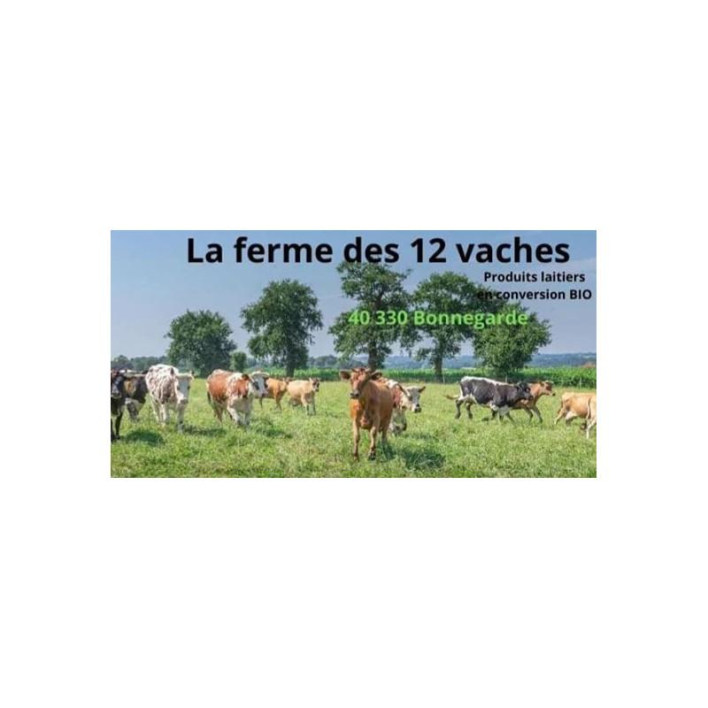 Fromage fermier au lait cru Tomme Des Landes